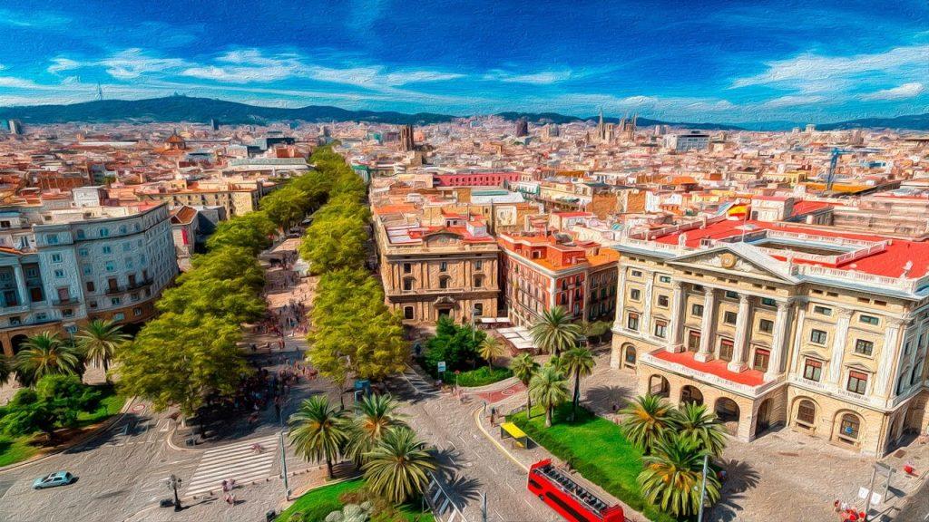 Guía para visitar Barcelona - Hotbook Guía para visitar Barcelona portada