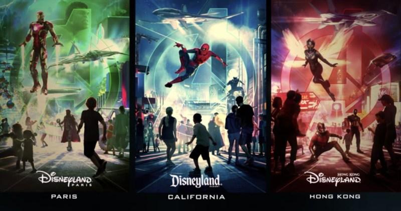 El impresionante parque de diversiones de Marvel en California - parque-de-diversiones-marvel-en-california-1