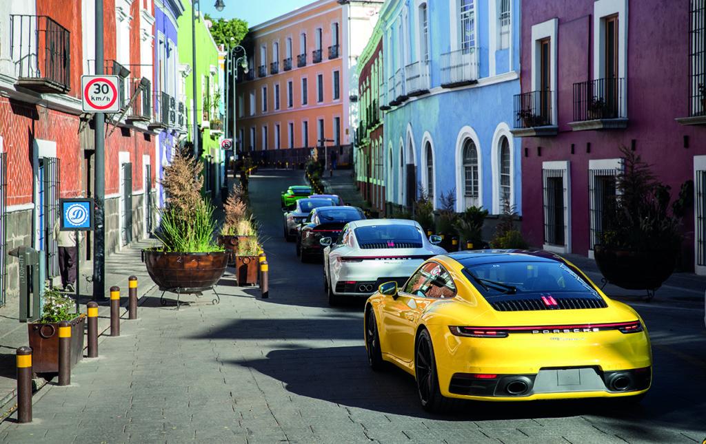 Nuevo Porsche 911: octava generación - PORSCHE-4