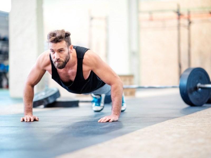 8 beneficios de tomar colágeno - colageno_ejercicio