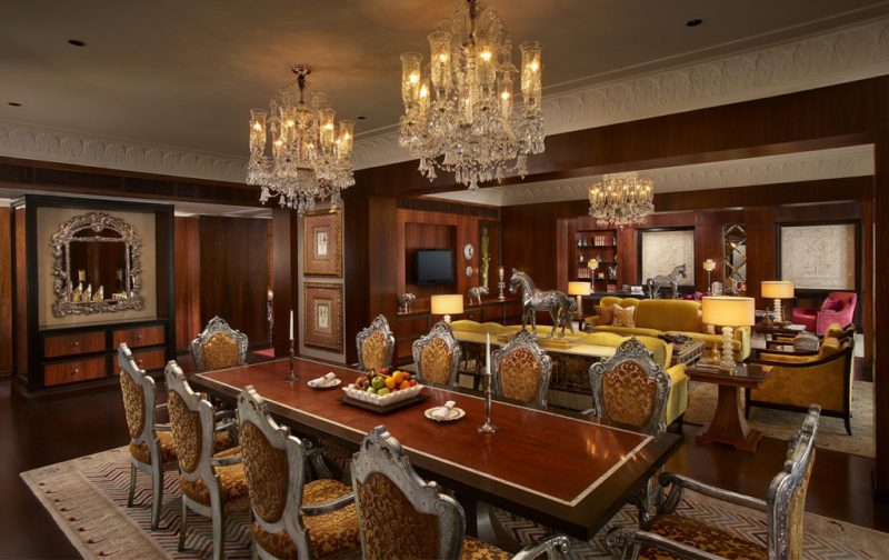 The Leela Palace - hotbook_hottravel_hotbooking_theleelapalace_diningroom