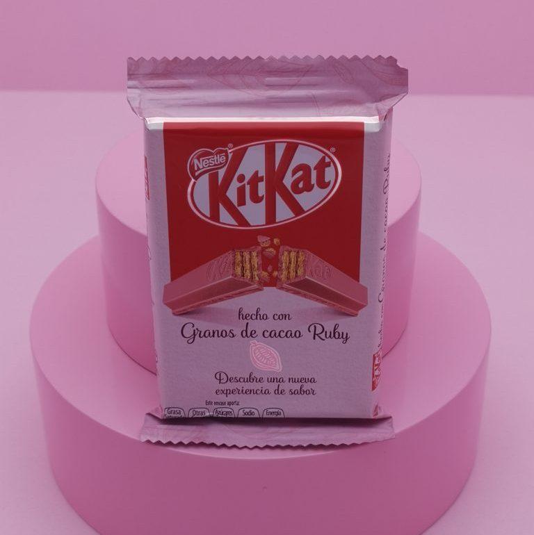 KitKat® Ruby: el primer chocolate naturalmente rosa - IMG_20190703_170443