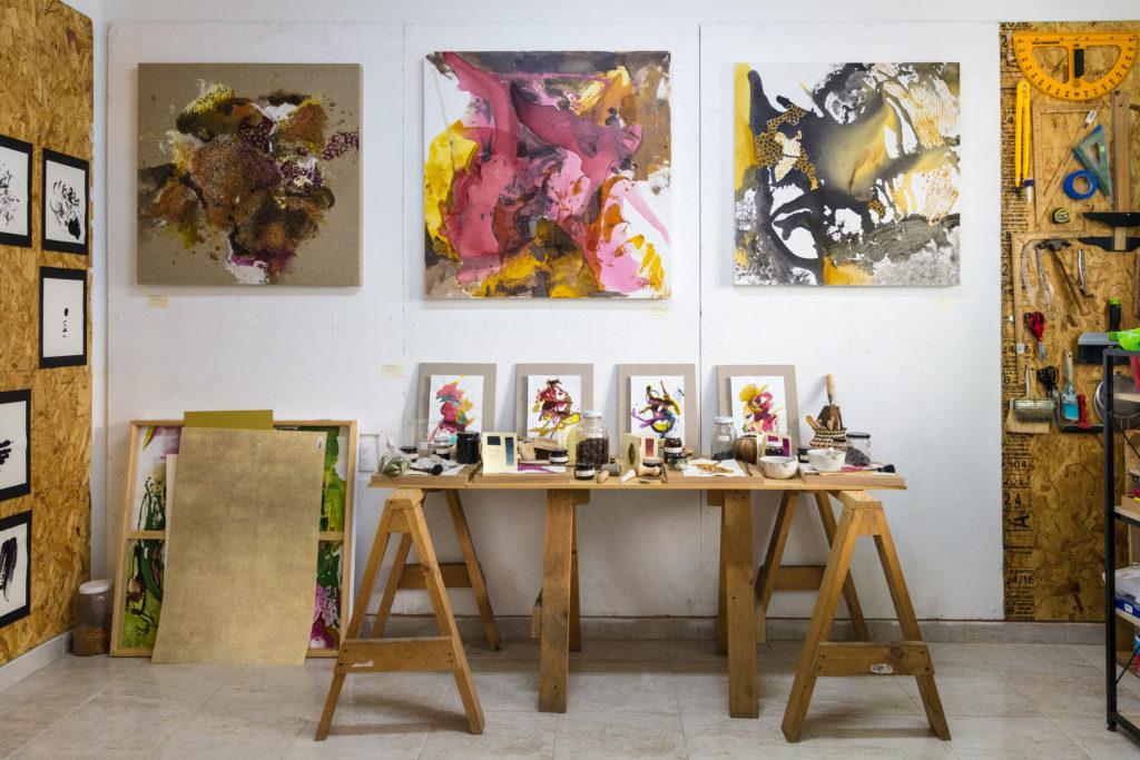 Polígono, un espacio para artistas - Polígono_PORTADA