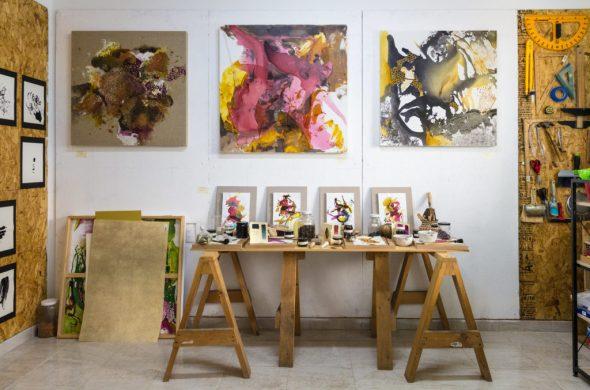 Polígono, un espacio para artistas