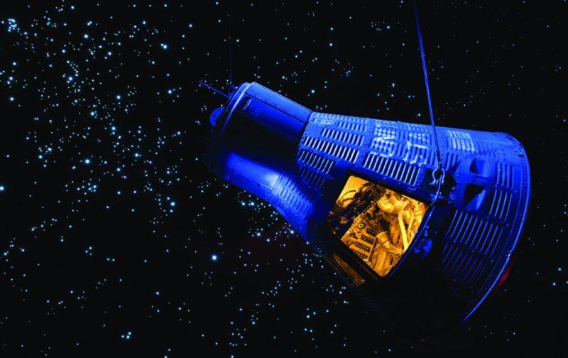 Houston celebra el 50° aniversario del primer alunizaje - space-center-houston