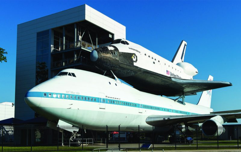 Houston celebra el 50° aniversario del primer alunizaje - space_center_houston