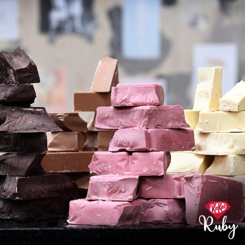 KitKat® Ruby: el primer chocolate naturalmente rosa - unnamed