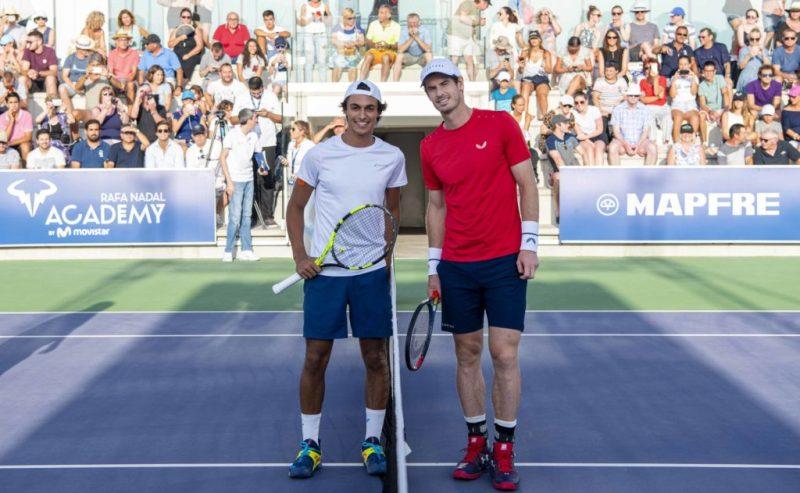 Andy Murray, un tenista sin límites - andymurray_conimransibille