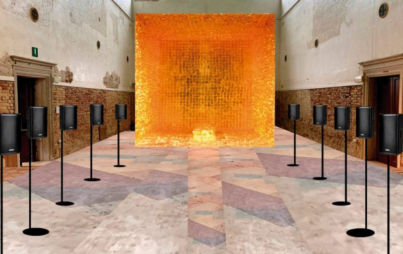 Biennale di Venezia, lo más selecto en arte - hotbook_hotculture_hotart_labienalledivenezia_james-lee-james-lee-byars-the-death-of-james-lee-bienalle4
