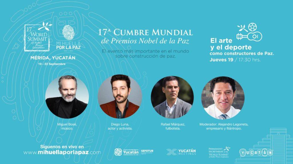 Todo lo que tienes que saber sobre la 17ª Cumbre Mundial de los Premios Nobel de la Paz - cumbre mundial nobrel de la paz portada JPG