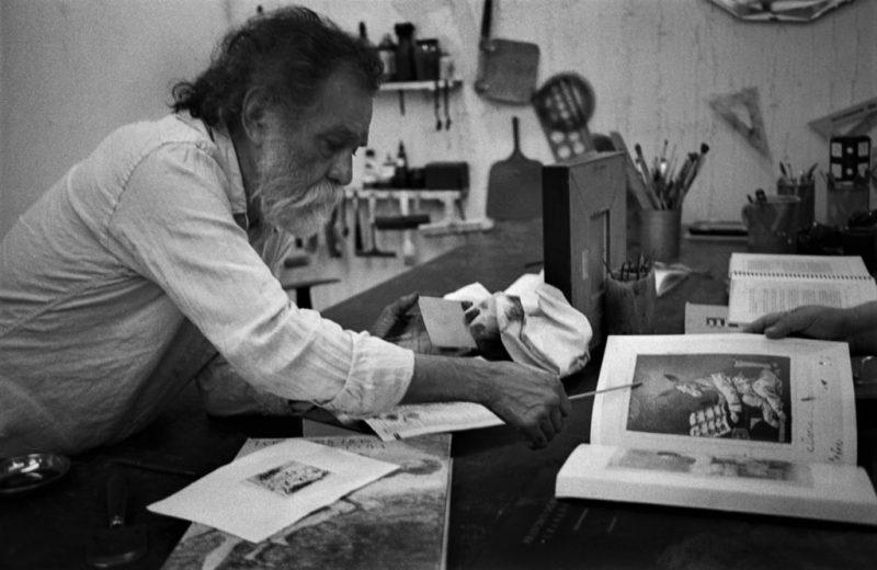 Fallece Francisco Toledo, considerado uno de los artistas cruciales del siglo XX mexicano - francisco-toledo-4