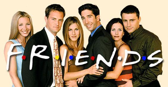 10 datos curiosos sobre Friends - friends_nombreserie