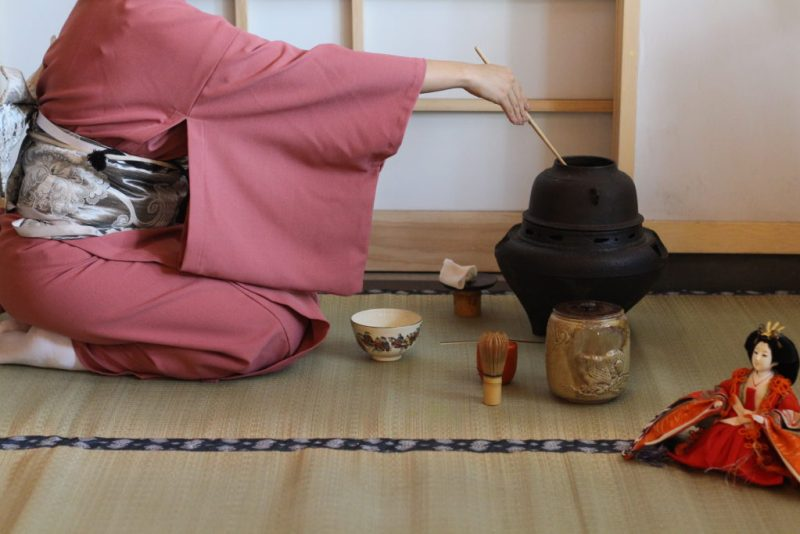 Jitaku y su tradicional ceremonia del té - jitaku-3