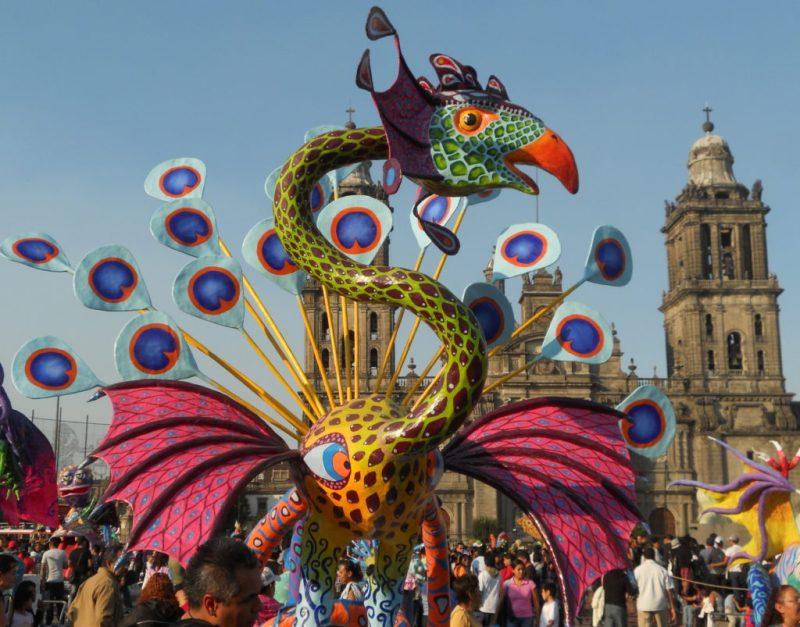 Los 9 eventos que no te puedes perder durante el mes de octubre en la CDMX - el-pergon-y-alebrijes-monumentales-octubre