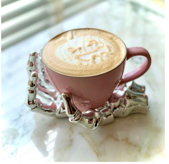 Los mejores postres de otoño en la CDMX - flora-cafe