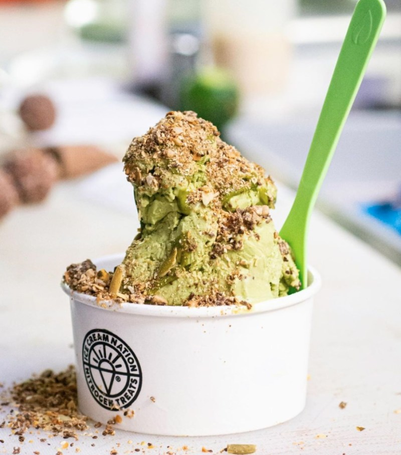 5 restaurantes con opciones keto en la CDMX - ice-cream-nation-helado-keto-diet