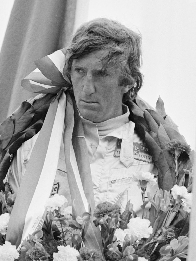 Los 11 mejores pilotos de F1 de la historia - jochen-rindt