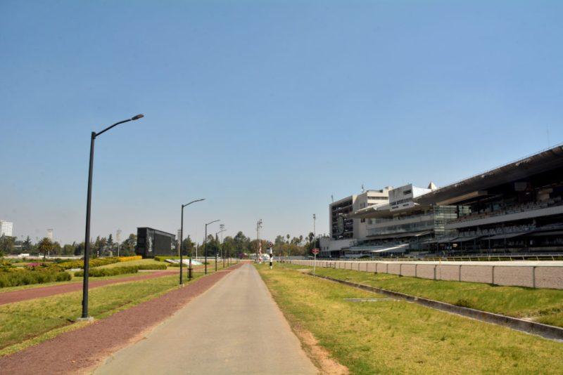 Parque Codere, el nuevo espacio deportivo de la CDMX - 1-parque-codere