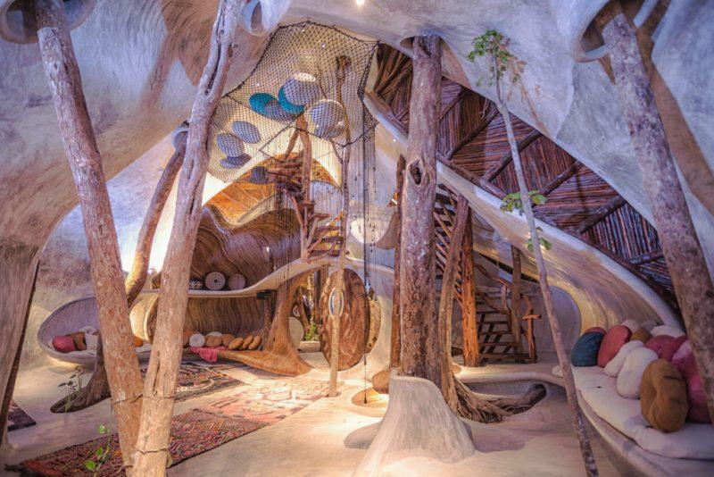 Azulik Tulum, una referencia de diseño, interiorismo y arquitectura a nivel internacional - azulik-2