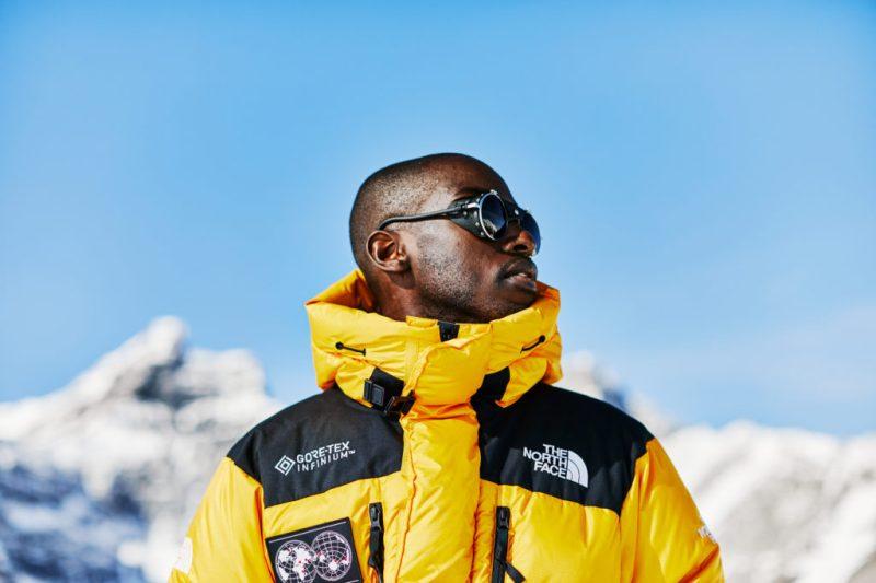 Seven Summits, la nueva colección de The North Face - chamarra-dos