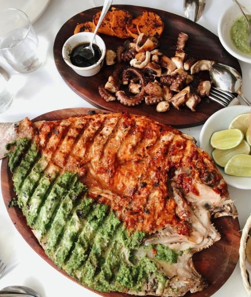 Los mejores lugares para comer mariscos en la CDMX - entremar-oyester-bar-mariscos-pescado