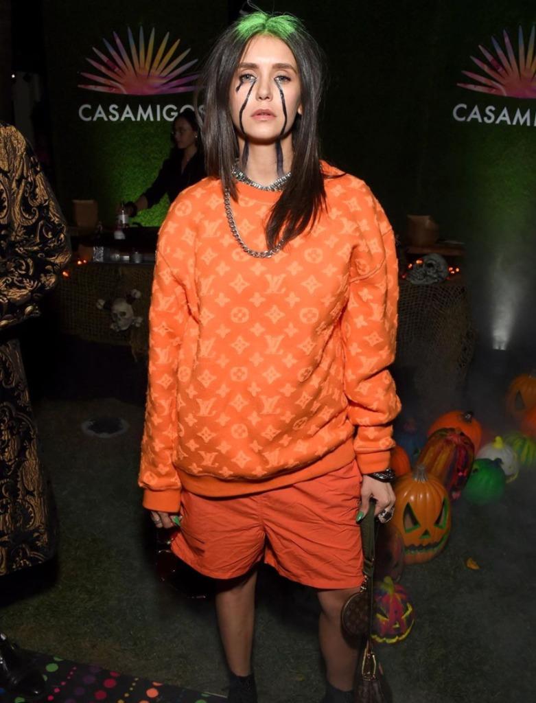 Los disfraces más cool de celebrities a través de los años - halloween-nina