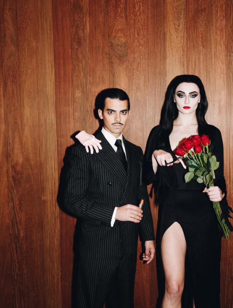 Los disfraces más cool de celebrities a través de los años - halloween-sophie