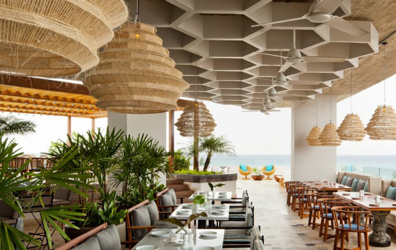 Catch: de Nueva York a la Riviera Maya - hotbook_catch_restaurante_mar_playa_panal