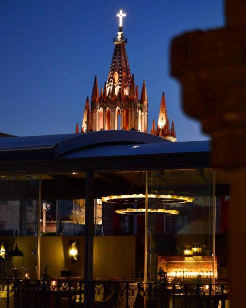 Trazo 1810, el impresionante restaurante del hotel boutique Casa 1810 - trazo-1810-1