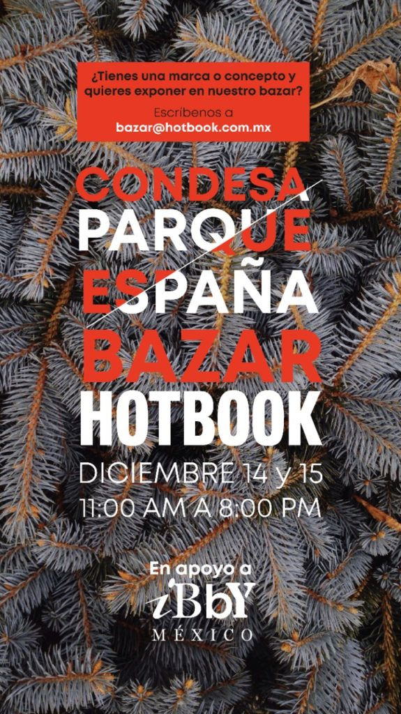 Recomendaciones para el fin de semana del 13 al 15 de diciembre - bazar-hotbook
