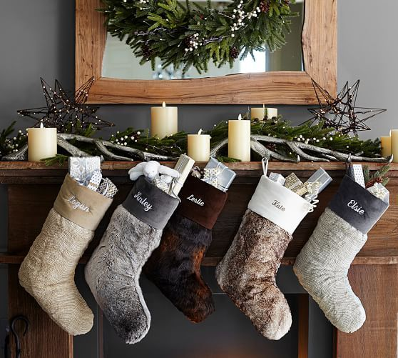 Mejores lugares para comprar adornos navideños - pottery-barn-adornos-navidad