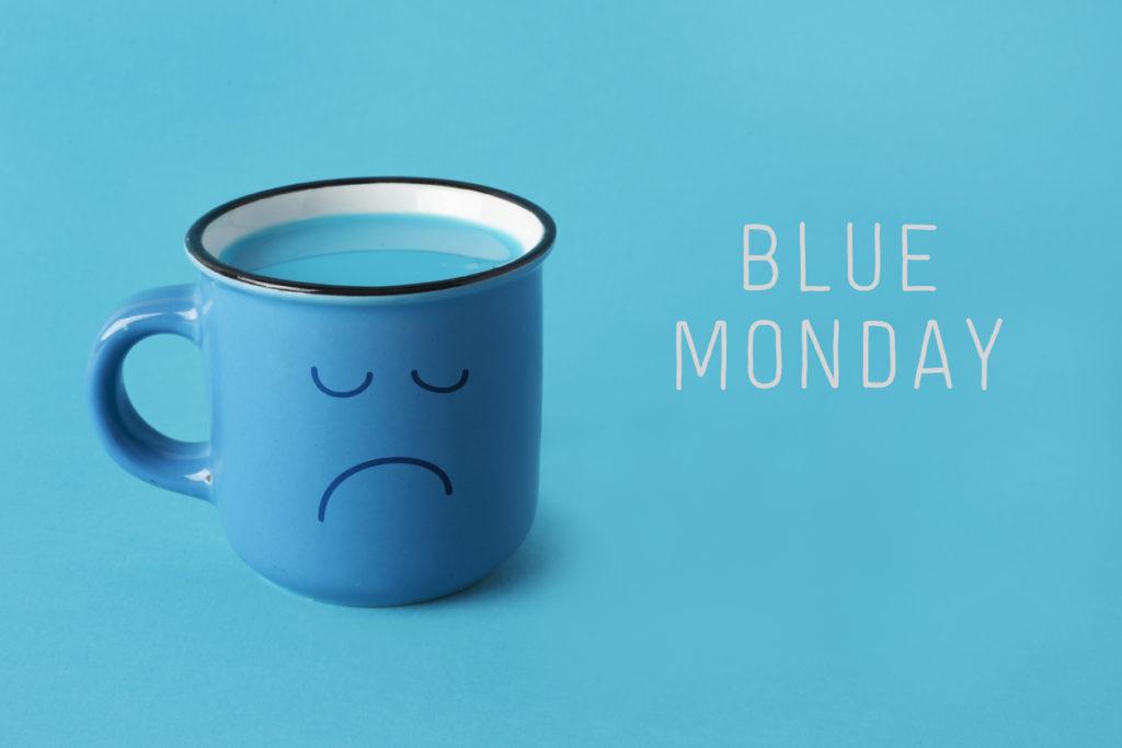 Tips para superar el Blue Monday este 2021 - blue monday portada