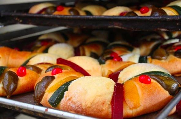 Las mejores roscas de Reyes de la CDMX - la-ideal