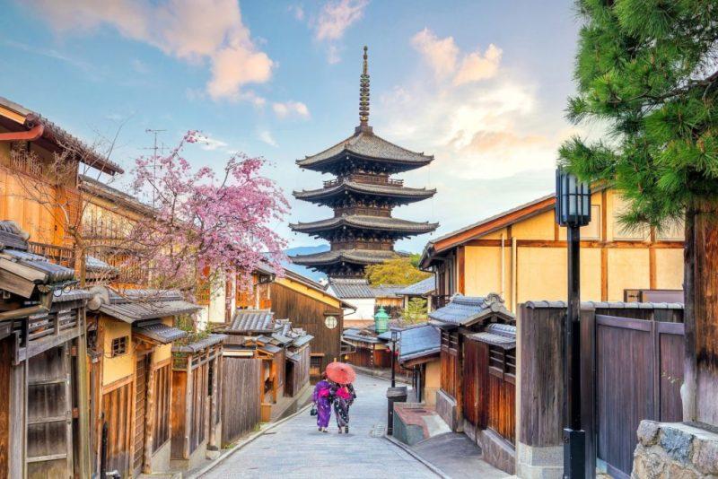 Los 10 destinos más HOT para viajar este 2020 - viajes-2020-kyoto