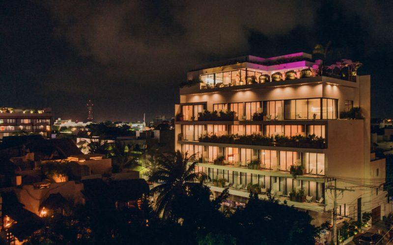 Calixta Hotel, un paraíso tropical en México - calixta-1