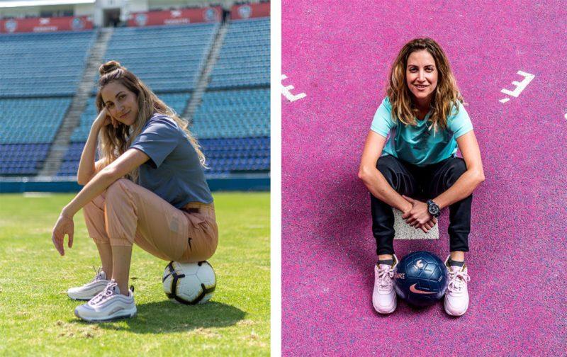Paola Kuri: singular utopía - hotbook_sports_werakuri_jugadora_futbol_femenil_cancha_pasto_rosa_balon