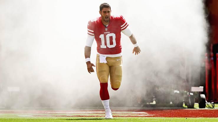 6 cosas que seguro no sabías sobre Jimmy Garoppolo, quarterback de los San Francisco 49ers - jimmy-49ers-de-san-francisco-3