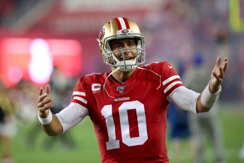 6 cosas que seguro no sabías sobre Jimmy Garoppolo, quarterback de los San Francisco 49ers - jimmy-49ers-de-san-francisco-4