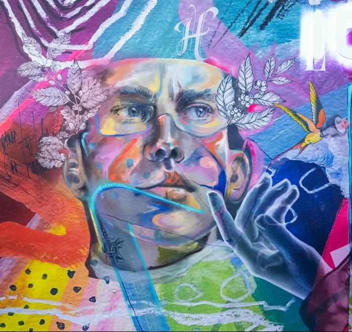 Leonardo Tezcucano, un imperdible artista, diseñador y fotógrafo - leonardo tezcucano portada