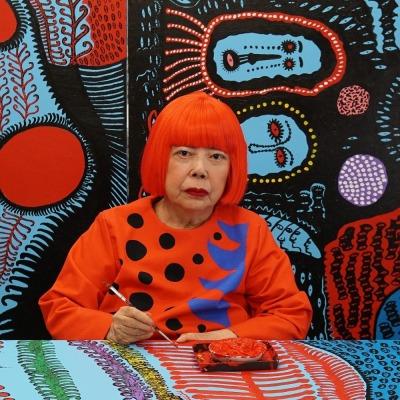 Infinity Rooms, la extraordinaria creación de Yayoi Kusama - yayoi-kusama-3