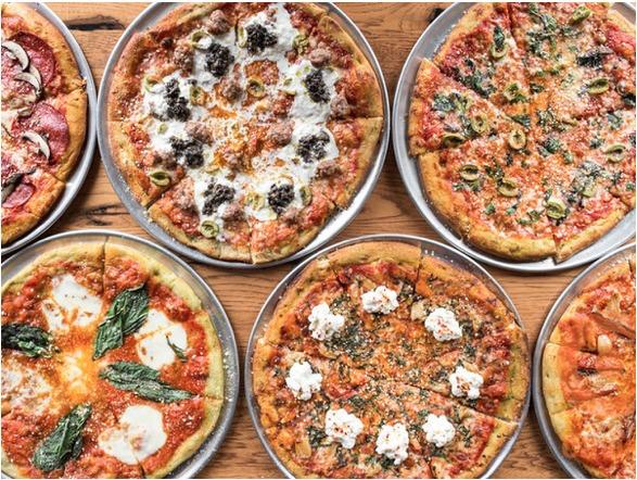 Tus restaurantes favoritos de pizza tienen servicio a domicilio - restaurante pizzas portada