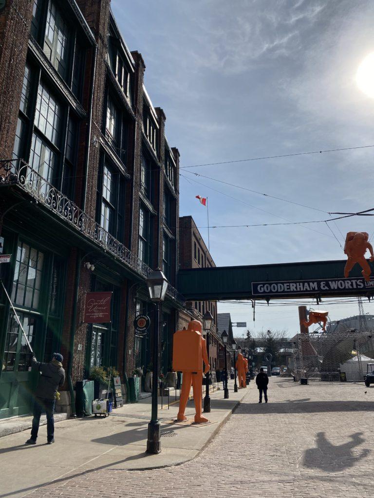 Qué hacer en Toronto - destillery-district-toronto