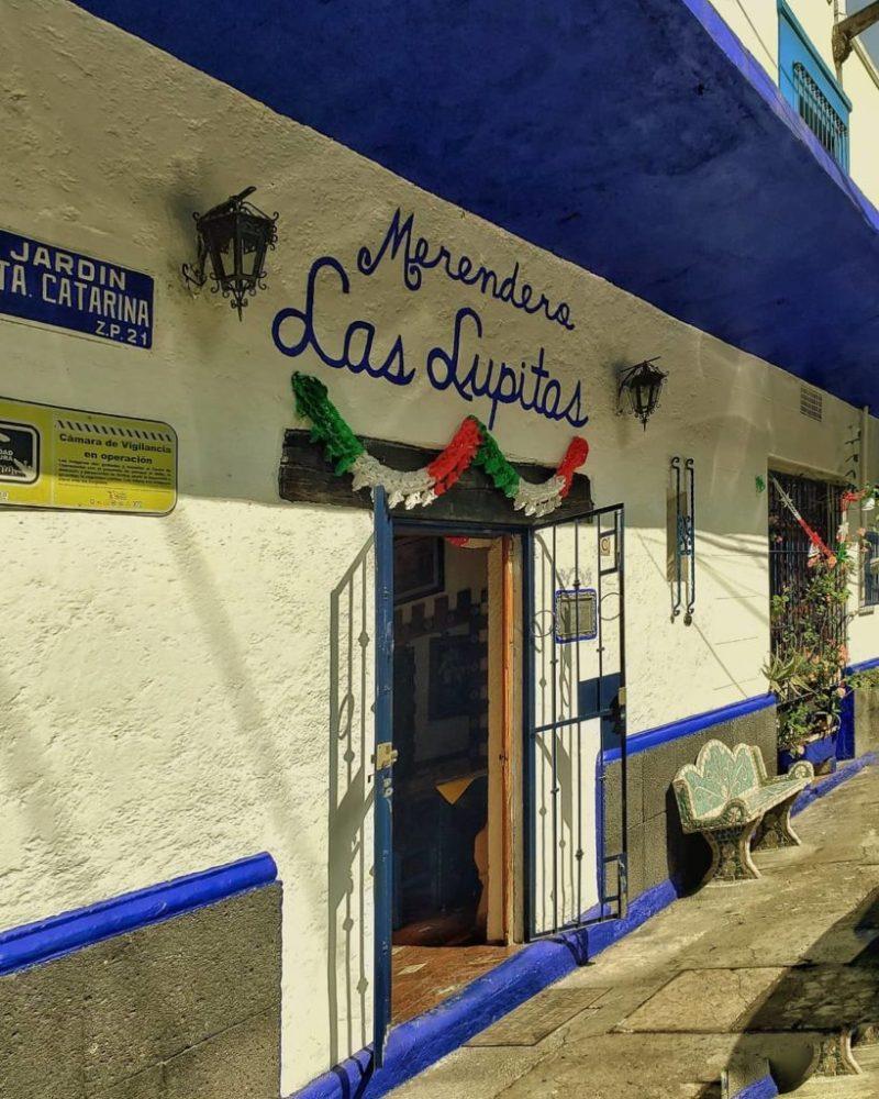 De Coyoacán a tu casa: restaurantes que ofrecen servicio a domicilio y comida para llevar - lupitas