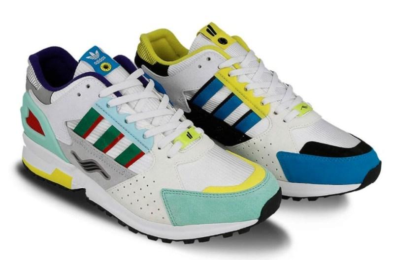 Las sneaker collabs más icónicas de la historia - overkill-x-adidas-zx-10000-2019-los-sneakers-collabs-mas-iconicos-de-la-historia