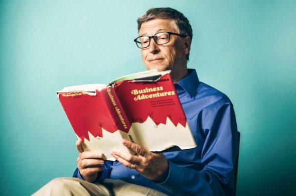 10 libros recomendados por Bill Gates