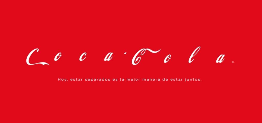 Jure Tovrljan transforma los logos de empresas famosas a causa del Coronavirus - Coca Cola empresas que han modificado sus logos por el COVID-19