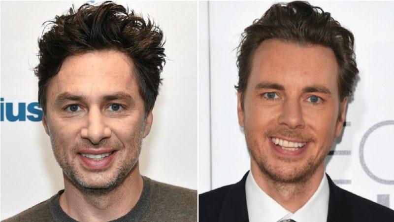 Celebridades que parecen gemelas - dax-shepard-y-zach-braff-celebridades-que-podrian-parecer-gemelos-coronavirus-cuarentena-covid-coronavirus-19