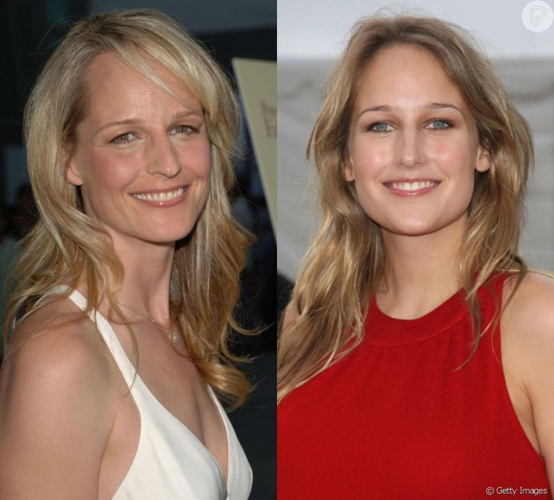 Celebridades que parecen gemelas - leelee-sobieski-y-helen-hut-celebridades-que-podrian-parecer-gemelos-coronavirus-cuarentena-covid-coronavirus20