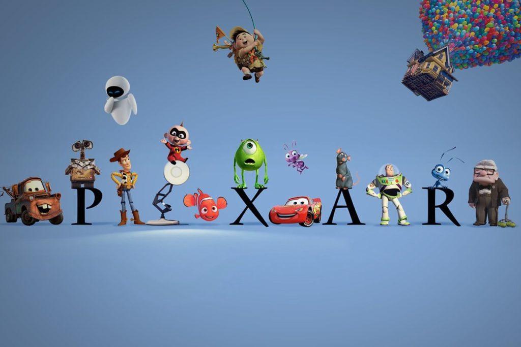 Pixar in a Box: cursos online de animación - pixar in a box.disney. khan academy. portada