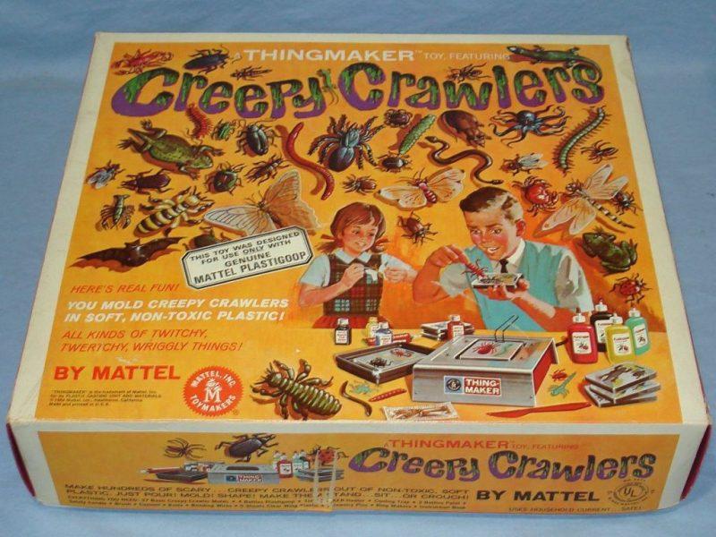 Los juguetes de los 90's que te harán recordar tu infancia - creepy-crawlers-los-juguetes-de-los-90-que-te-haran-recordar-tu-infancia-zoom-tiktok-instagram-zoom-cuarentena-covid-19-coronavirus-art-foto